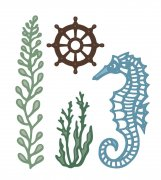 Crafter's Companion Dies - Nautical Sealife Accessories
