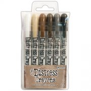 Tim Holtz Distress Crayon Set 3