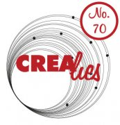 Clearstamp Crealies - Bits & Pieces - no.70 - Circles with dots