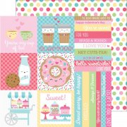 Papper Doodlebug - Cream & Sugar - Cake Sprinkles