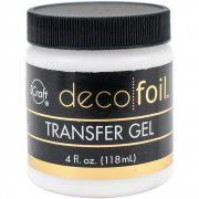 iCraft Deco Foil Transfer Gel - 118 ml