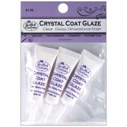 Quilling Lack - Crystal Coat Glaze - Mini 3-pack