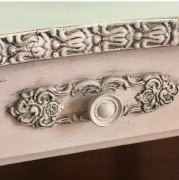 Prima - Iron Orchid Designs Vintage Art Decor Mould - Baroque #3