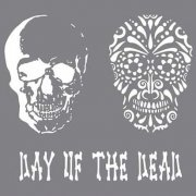 "Schablon - Andy Skinner - Day Of The Dead - 8""X8"""