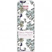 Decoupage Papper First Edition - Flower Vines