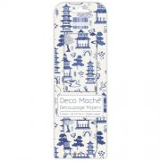 Decoupage Papper First Edition - Willow Pattern