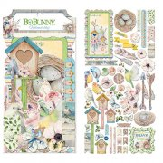 BoBunny Die Cuts Noteworthy - Serendipity