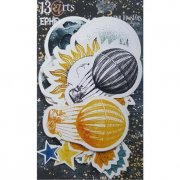 Die Cuts 13 Arts - Under the Stars - 40 st