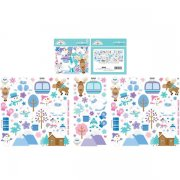 Die Cuts Doodlebug - Winter Wonderland - Odds & Ends