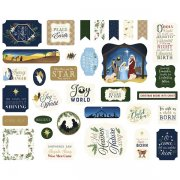 Die Cuts Echo Park - Silent Night - 33 st