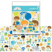 Die Cuts Doodlebug - Party Time - 182 st