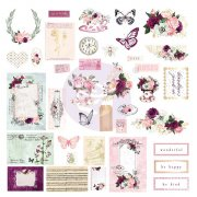 Die Cuts Prima Marketing - Pretty Mosaic