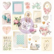 Die Cuts Prima Marketing - With Love - 27 st