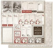 Papper Maja Design - A Gift for You - Die Cuts Sheet