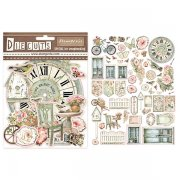 Die Cuts Stamperia - House of Roses - 59 st