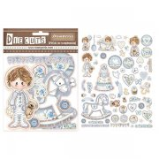 Die Cuts Stamperia - Little Boys
