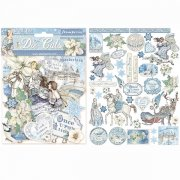 Die Cuts Stamperia - Winter Tales - 43 st