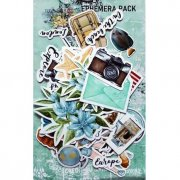 Die Cuts - 13 Arts - Travel the World - 47 delar