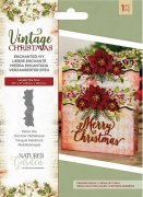 Die set Crafter´s Companion - Vintage Christmas - Enchanted Ivy