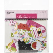Die Cuts Bella Blvd - Squeeze The Day - Icons