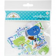 Die cuts Doodlebug - Dragon Tales - Odds and Ends