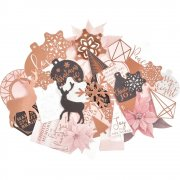 Die Cuts Kaisercraft - Sparkle
