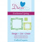 Die'sire Cutting Die - Enchanted Spring - Crafter's Companion