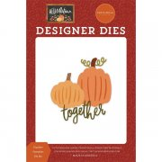 Dies Carta Bella - Hello Autumn - Together Pumpkins