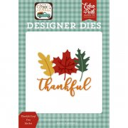 Dies Echo Park - Happy Fall - Thankful Leaf Trio