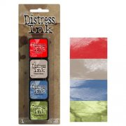 Mini Distress Ink Kit - #5