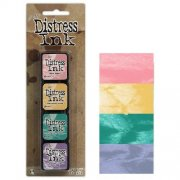 Mini Distress Ink Kit - #4