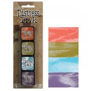 Mini Distress Ink Kit - #8