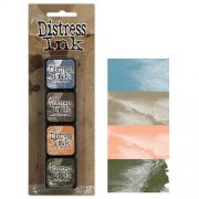 Mini Distress Ink Kit - #9