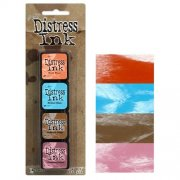 Mini Distress Ink Kit - #6