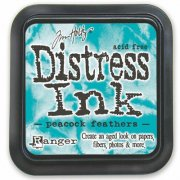 Distress Ink - Peacock Feathers - Tim Holtz