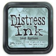Distress Ink - Iced Spruce - Tim Holtz