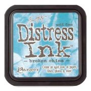 Distress Ink - Broken China - Tim Holtz