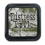 Distress Ink - Forest Moss - Tim Holtz