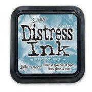 Distress Ink - Stormy Sky - Tim Holtz