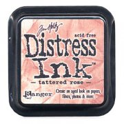 Distress Ink - Tattered Rose - Tim Holtz