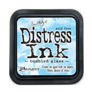 Distress Ink - Tumbled Glass - Tim Holtz