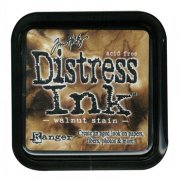 Distress Ink - Walnut Stain - Tim Holtz