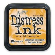 Distress Ink - Wild Honey - Tim Holtz