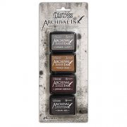 Distress Archival - Mini Ink Kit 3