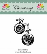 Clearstamp - Dixi Craft - Baubles