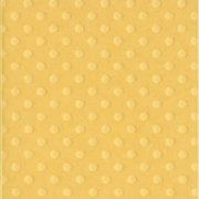Bazzill Dotted Swiss Cardstock - Honey Trio - Butter