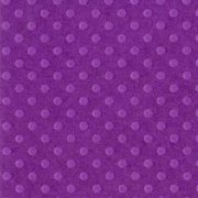 Bazzill Dotted Swiss Cardstock - Plum Pudding Trio - Plum Pudding