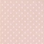 Bazzill Dotted Swiss Cardstock - Phoenix Trio - Sunset Rose