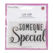 Dovecraft Clearstamp - Someone Special