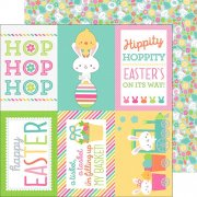 Papper Doodlebug - Easter Express - Bunny & Friends